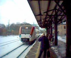 Tåg i Bergslagen, Motala station