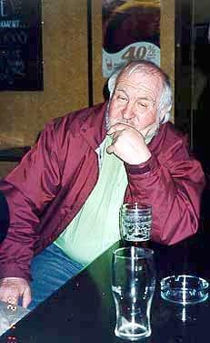 Göran blev lite trött av all öl