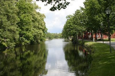 En vy från Örebro