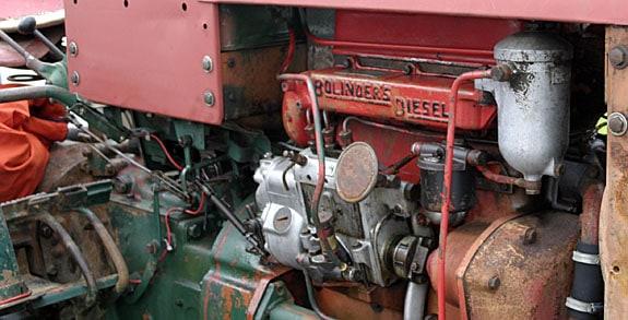 Diselmotor