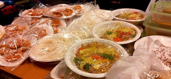 Filippinsk mat