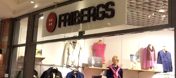 Butiken Fribergs