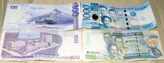 Filippinska pesos