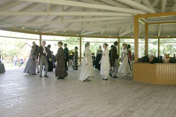Dans i Gamla Linköping